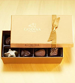 Godiva礼盒