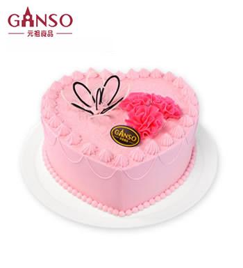 元祖鲜奶蛋糕-甜蜜如心