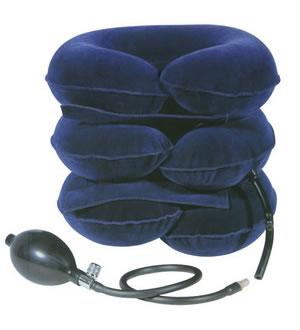 颈椎病患者的康复护理专家-充气牵引器