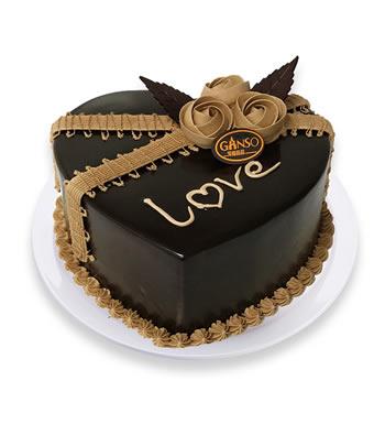 元祖鲜奶蛋糕-Love