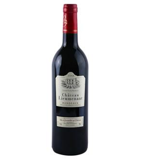 法国丽丹庄园红葡萄酒 Chateau Lieumenant