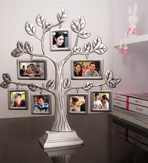 满载幸福的树