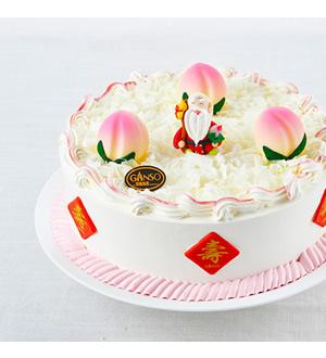 元祖蛋糕-蟠桃献颂