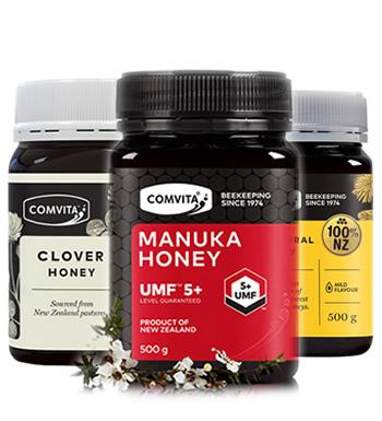 新西兰康维他蜂蜜组合